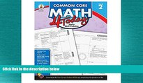 behold  Carson Dellosa Common Core 4 Today Workbook, Math, Grade 2, 96 Pages (CDP104591)