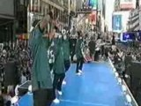 Alicia Keys and Eve - Gangsta Lovin - NFL Kickoff