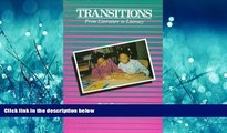 Enjoyed Read Transitions: From Literature to Literacy