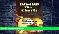 Big Deals  IBS-IBD Fiber Charts: Soluble   Insoluble Fibre Data for Over 450 Items, Including