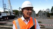 Le point avec Marc Lotz, directeur régional d'Enedis après l'incendie à Oloron