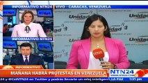 Oposición venezolana reitera condiciones al CNE para completar fase y activar revocatorio contra Maduro