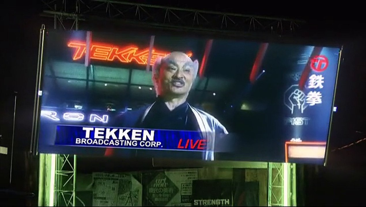 Tekken 2010 The Movie Video Dailymotion