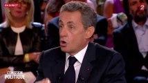 """L'Emission Politique sur France 2 : """"La France ne peut pas accueillir toute la misère du monde"""", estime Nicolas Sarkozy sur la crise des migrants"""