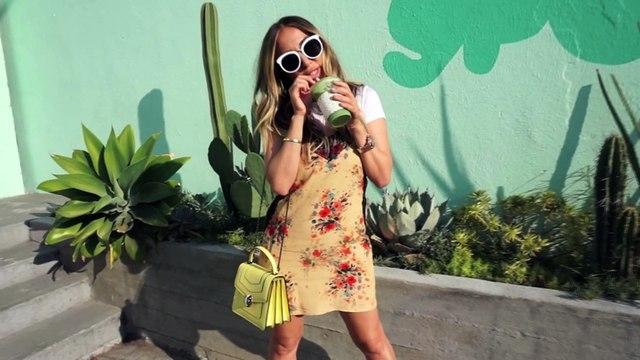 How to Wear Slip Dress Favorited by Kendall Jenner & Kim Kardashian
