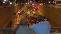 Şanlıurfa-Düğün Konvoyunda Zincirleme Kaza: 5 Yaralı