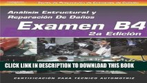[PDF] ASE Collision Test Prep Series -- Spanish Version, 2E (B4): Structural Analysis and Damage