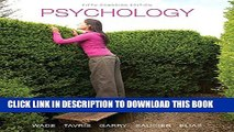 [PDF] Psychology, Fifth Canadian Edition Plus MyPsychLab with Pearson eText -- Access Card Package