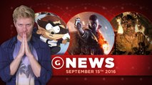 Battlefield 1 Beta at 13 Million, Ken Levine on No More BioShocks - GS Daily News