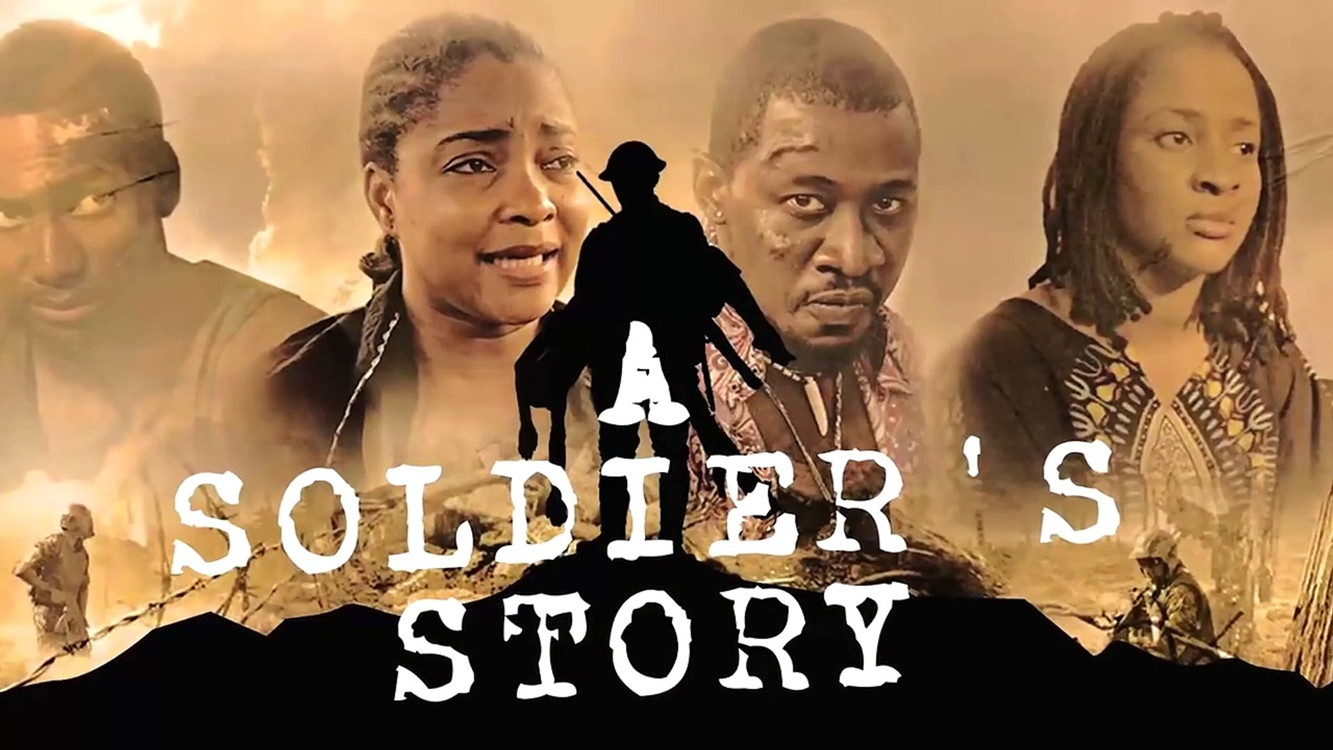 A Soldier's Story [Official Trailer] Latest 2016 Nigerian Nollywood Drama Movie