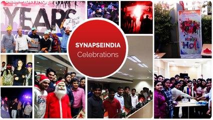 SynapseIndia Celebrations at Noida Office