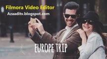 How to use Filmora Video Editor 2016 Latest - Azaaditv.blogspot.com