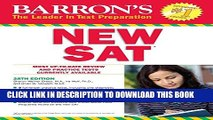 Collection Book Barron s NEW SAT, 28th Edition (Barron s Sat (Book Only))