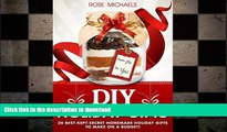 FAVORITE BOOK  DIY Holiday Gifts: 30 Best-Kept-Secret Homemade Holiday Gifts To Make On a