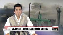 Super Typhoon Meranti grazes Taiwan, makes landfall in China