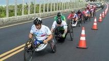 Paralympics cyclist Alex Zanardi wins gold at Rio