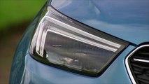 Opel MOKKA X in True Blue Exterior Design Trailer