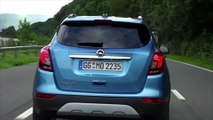 Opel MOKKA X in True Blue Driving Video