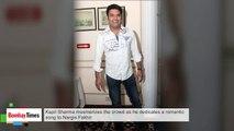 The Kapil Sharma Show | Kapil Mesmerizes the Crowd as he Dedicates a Romantic Song to Nargis #BANJO