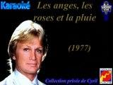 """Karaoké Claude François """"Les anges, les roses et la pluie"""""""
