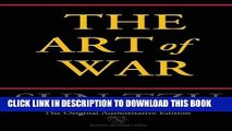 New Book The Art of War (Chiron Academic Press - The Original Authoritative Edition)