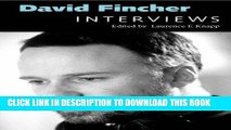 New Book David Fincher: Interviews (Conversations with Filmmakers Series)