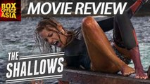 The Shallows Full Movie REVIEW   Blake Lively   Box Office Asia