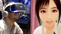 TGS 2016 : Nous avons retesté le sexy Summer Lesson sur PS VR ! Toujours aussi séduisant ?