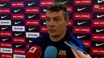 FCB Handbol: Xavi Pascual prèvia Naturhouse-FCB Lassa [CAT]