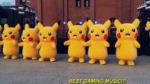 Cari Pokemon - Pokemon GO Music - Best Gaming Music