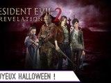 Epopée : Resident Evil Revelation 2 ( part 1 )