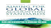[PDF] Aiming for Global Accounting Standards: The International Accounting Standards Board,