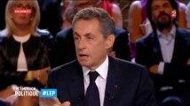 Nicolas Sarkozy sur les intermittents, dans L'Emission politique