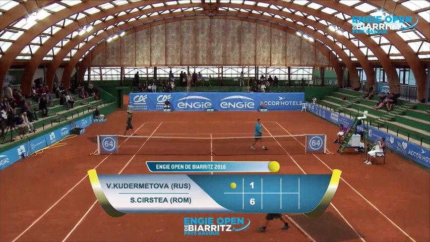 14ième ENGIE OPEN de Biarritz Pays Basque - 1/4 finale