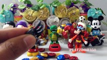 Candy Surprises Toys Videos for babykids,Snoopy,Disney, Mickey Minnie Mouse,Marvel Avengers, Iron Man