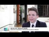 Nicolas Faraüs : Chef de mission Sierra Leone - Vidéo
