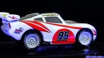 Cars 2 Kabuki Lightning McQueen Diecast from Tomica Takara Tomy Disney Pixar review Blucollection