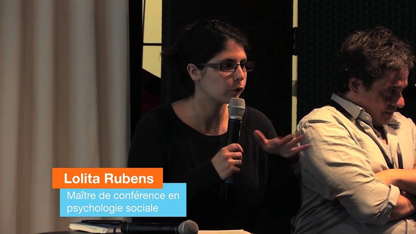 Introduction de Lolita Rubens à l'atelier du Digital Society Forum du 2 juin 2016
