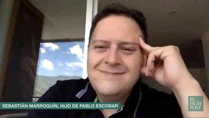 Entrevista al hijo de Pablo Escobar