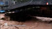 Typhon Meranti : sept morts et plus de 300 000 habitants déplacés en Chine