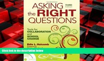 Enjoyed Read Asking the Right Questions: Tools for Collaboration and School Change