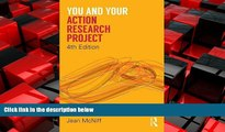 Enjoyed Read You and Your Action Research Project