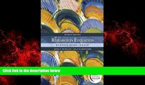 Choose Book Research in Education: Evidence-Based Inquiry