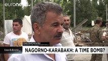 Azerbaycan ve Ermenistan arasındaki ezeli sorun: Dağlık Karabağ Bölgesi