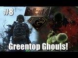Fallout 4: Part 8 Greentop Nursery Ghouls - 2 Legendary Weapons!!