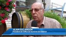 D!CI TV : Bilan de l'été avec l'office de tourisme de Sisteron
