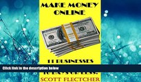 Enjoyed Read Make Money Online: 11 businesses you can start in 10 days or less! (Making Money