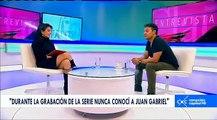 Conoce al actor colombiano que será Diosdado Cabello en la serie de Hugo Chávez