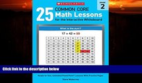Big Deals  25 Common Core Math Lessons for the Interactive Whiteboard: Grade 2: Ready-to-Use,