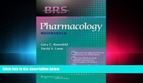 complete  BRS Pharmacology (Board Review Series)
